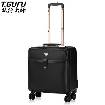 TGURU出张机内持ち込みみ可18センチ男子軽豪华オークに小型360°キッカケス黒16センを搭载。