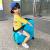 ミヨ子供のスーツケースはスツーケに乗ることができます。20インチ360°カラスタのスーツケースは小さい男の子がかわいいです。漫画の宝箱の子供は24インチの砂利です。青24インチです。5歳以上の選択を勧めます。(生涯無料保証)