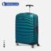 Samsonite SAMSONIEスポーツ98 Vドイツ紅点デザイン賞スーツケース20/25/28インチスーツケース男女TSAロック搭載箱黒20インチ