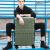 Lucas 2019青年ハードスーツケース男潮個性旅行箱大容量超大20/27/31ススポーツツケスポーツスL 4768軍グリーン20