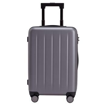 mi(MI)スーツケーススーツケース男女万向託送トランク1 A 26センチ軽便で便利出張旅行90分スーツケース1 A 26寸星灰