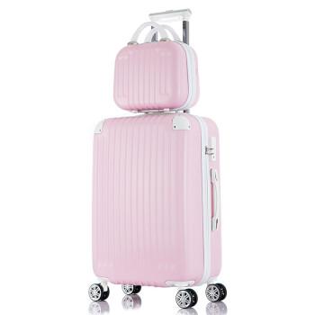 スーツケース男性大容量32インチ特大スポーツスポーツ女性超大TSAロック搭載箱出国旅行箱360°キャバクタ30インチサイズ32インチトランクピンク-子母箱32寸超大型