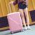 オーストリアディック360°キャバクタ女性ケネス多機能男性大容量ワパ旅行箱A-9008 M-263ピンク