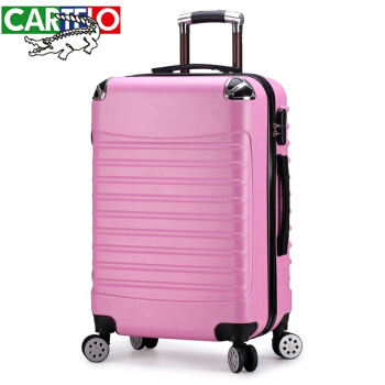 CARTELO(CARTELO)行内スーツケース男性学生おしゃれ箱スツーケ-ス24インチTSAロック搭載箱スーツケース20インチピンク24インチ